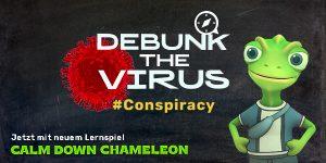 Unterrichtsmaterial zu Verschwörungstheorien von Digitaler Kompass